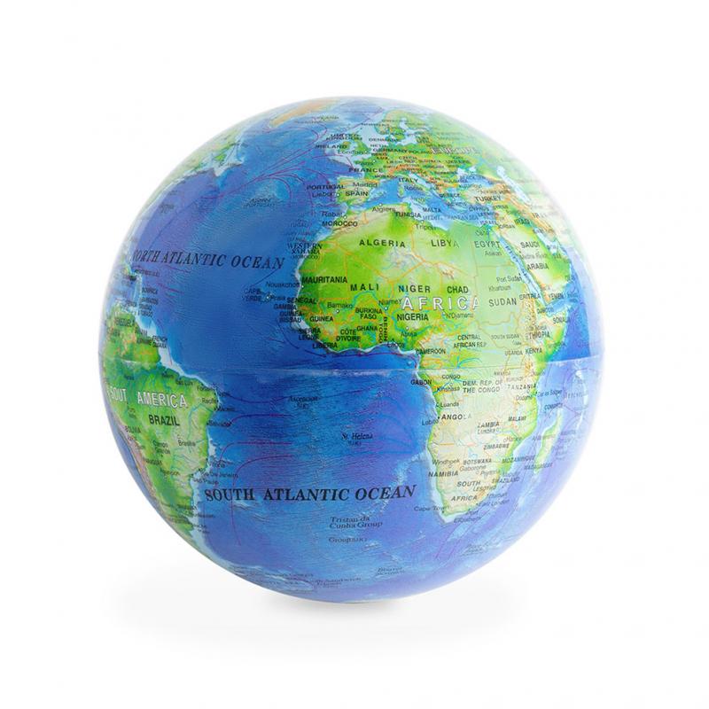 Глобус вращающийся Magic 360° 14 см.
