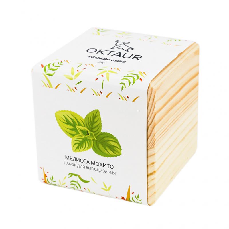 Набор для выращивания Cube Classic Мелисса Мохито